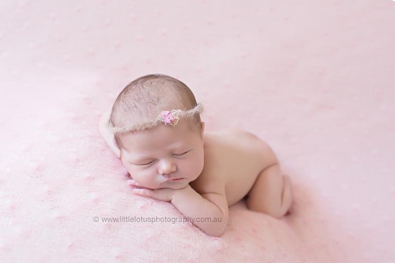 Sunshine Coast Newborn